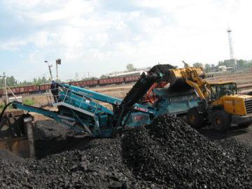Добыча каменного угля и угля антрацита в Ближнем Зарубежье