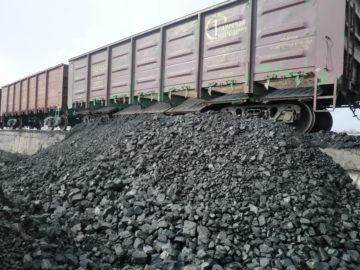 Каменный уголь и уголь антрацит в Украине