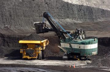 Бурый уголь - самый молодой из ископаемых углей