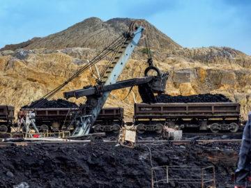 Как добывают уголь антрацит и каменный уголь в разных странах.