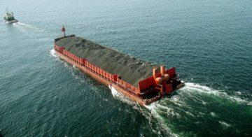 Дополнительные условия для марок угля при транспортировке водным транспортом