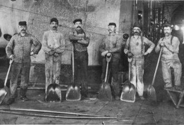 История добычи каменного угля и угля антрацита