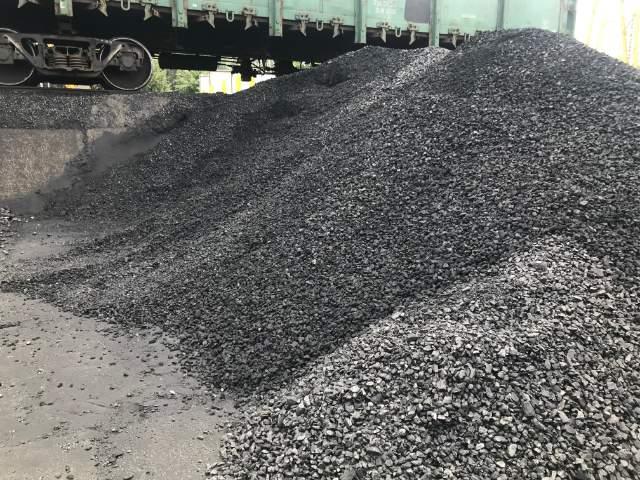 купить уголь в киеве