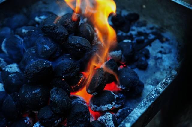 уголь как топливо