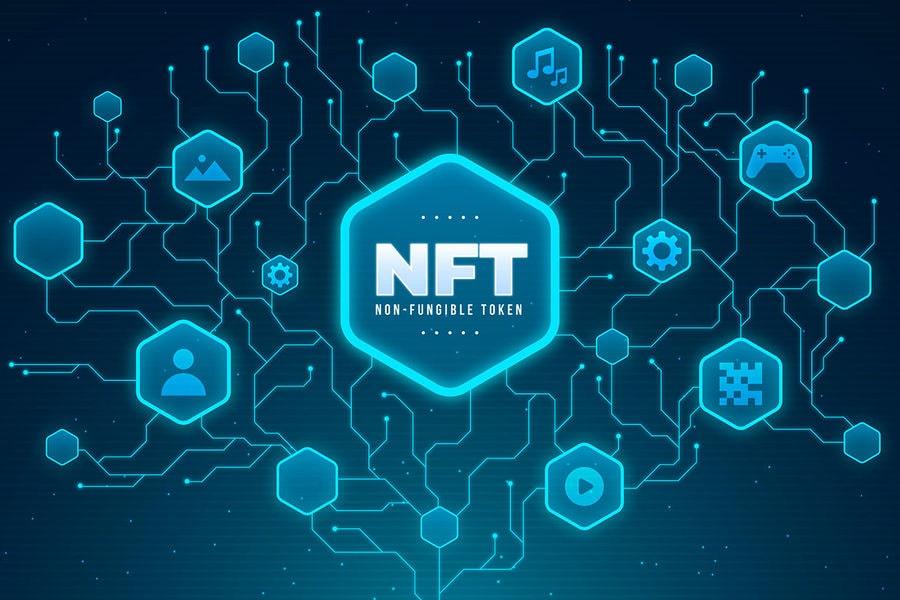 NFT токены в играх Blockchain